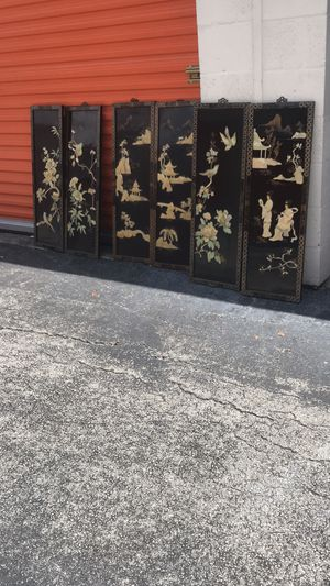 Chinese Wall Decor for Sale in Hialeah, FL