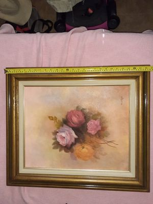 Oil painting for Sale in Houston, TX