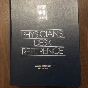 2009 PDR (Physicans Desk Reference) for Sale in Bonita, CA