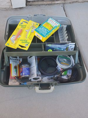 Tackle box for Sale in Gold Canyon, AZ