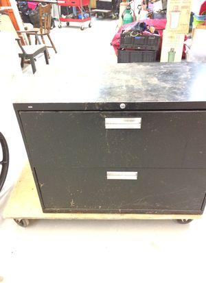 Metal file cabinet for Sale in Williamston, SC