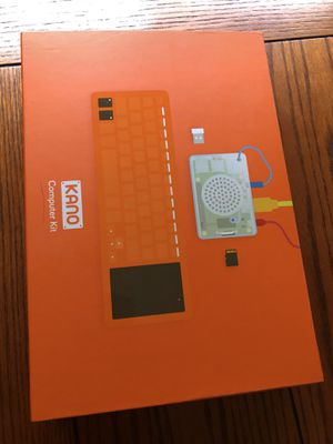 Kano computer kit 2016 version for Sale in Redmond, WA