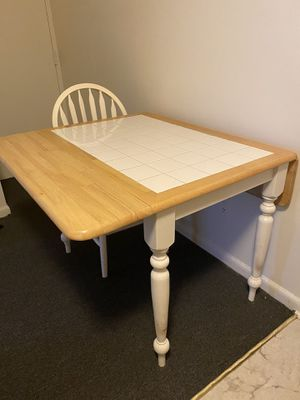Kitchen table (3 matching chairs) for Sale in Washington, DC