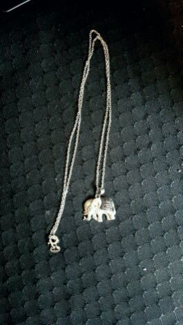 Sterling Elephant necklace for Sale in Kingsport, TN