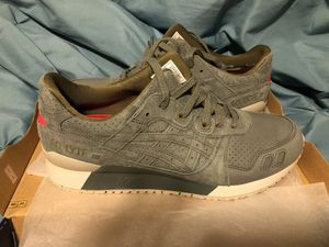 ASICS Gel-Lyte III Agave Green NIB never worn size 10.5 for Sale in Grosse Pointe Park, MI