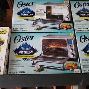 Oster turbo convection oven for Sale in San Diego, CA