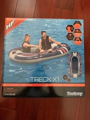 Bestway Hydro Force Treck X1 Inflatable Boat for Sale in Union City, CA