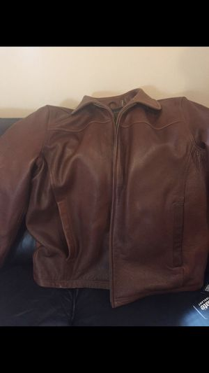 LEATHER JACKET (2X) for Sale in Queens, NY