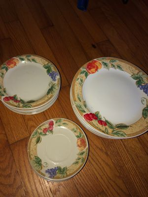 Dinnerware set for Sale in Alexandria, VA