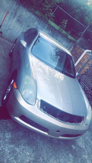 03 g35 infiniti partout for Sale in Lawrenceville, GA