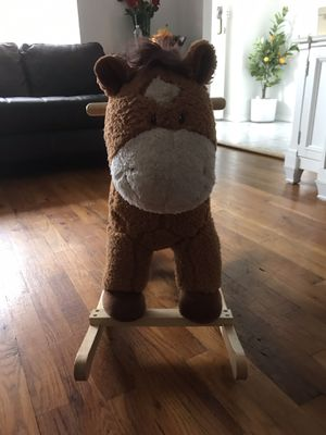 Vintage Rocking horse for Sale in Brooklyn, NY
