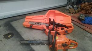 Stihl / Husqvarna chainsaw s $400 for both for Sale in Ocean Springs, MS