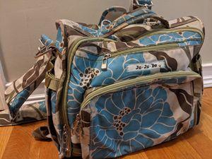 Ju-Ju-Be diaper bag backpack/shoulder for Sale in Chelmsford, MA