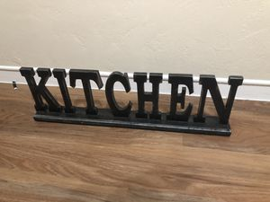 Kitchen Decor for Sale in Oakland, CA