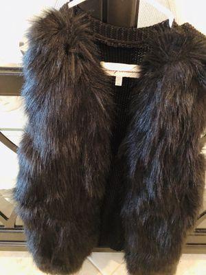 Faux fur vest medium new for Sale in Fort Myers, FL