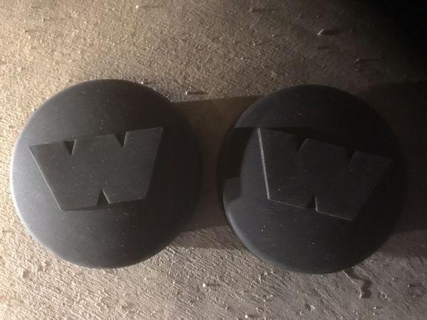 WRn winch plug set
