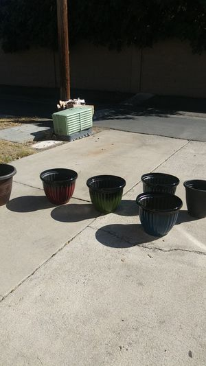 Brand new flower pots for Sale in Modesto, CA