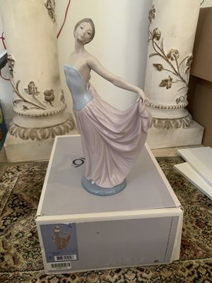 Lladro Dancer Figurine for Sale in Rowland Heights, CA
