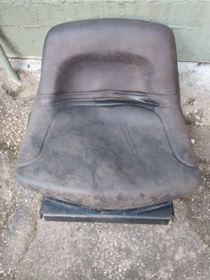 Riding Lawnmower seat for Sale in Zephyrhills, FL
