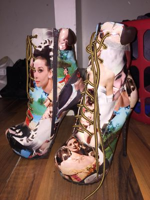 Audrey Hepburn High Heels for Sale in Albany, NY