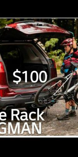 SWAGMAN Bike Rack Platform Style For Hitch Receiver for Sale in Huntington Beach,  CA