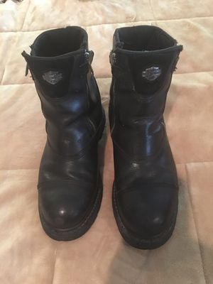 Men's Harley Davidson boots for Sale in Ball Ground, GA