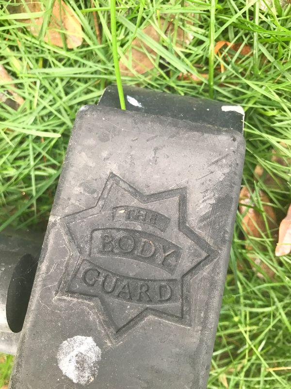Ford body guard brush bar