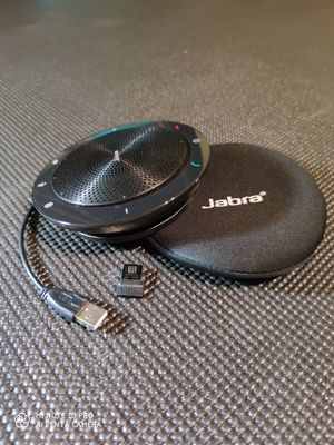 Jabra Speak 510+ UC - Wireless and USB Bluetooth Speaker for Sale in Chandler, AZ