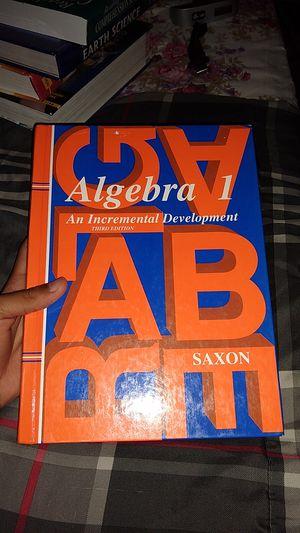 Algebra 1 textbook for Sale in Lomita, CA