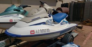 Seadoos jet skies with trailer for Sale in Gilbert, AZ