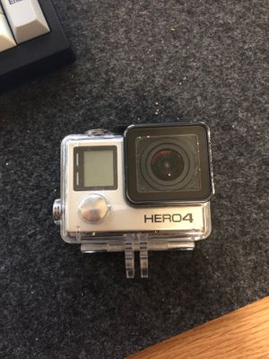 GO PRO HERO4 BLACK for Sale in Bellflower, CA