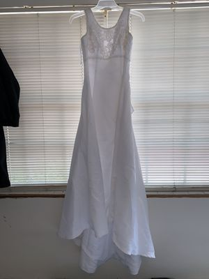 White/Pearl/Lace/Sequin Wedding Dress for Sale in Crestview, FL
