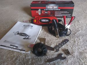 Irontron 12V Chainsaw Sharpener for Sale in Kansas City, MO