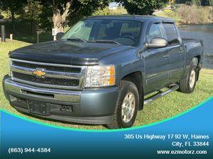 2010 Chevrolet Silverado 1500 Crew Cab for Sale in Haines City, FL