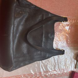 Black Leather Purse for Sale in Los Angeles,  CA