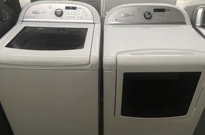 Whirlpool cabrio washer and dryer set for Sale in Phoenix, AZ