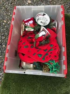 Christmas items for Sale in Oakley, CA