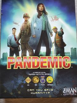 Pandemic Board Game for Sale in Vancouver,  WA