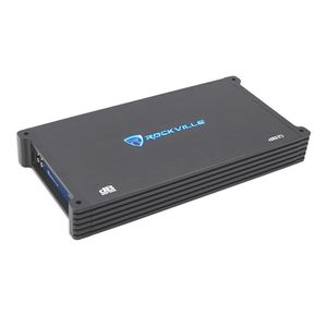 *NIB* Rockville dB15 6000 Watt Peak/1500w CEA RMS Mono 2 Ohm Amplifier Car Audio Amp for Sale in Salt Lake City, UT
