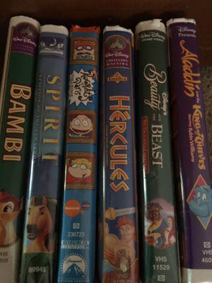 Cassette cartoons (30) for Sale in UPPER ARLNGTN, OH