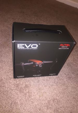 Autel Robotics- Evo 4K Drone With controller for Sale in Jamestown, NC