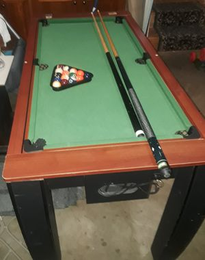 Mini pool /air hockey table combo for Sale in Dale City, VA
