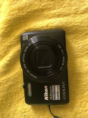 Nikon Coolpix S7000 Digital Camera for Sale in San Diego, CA