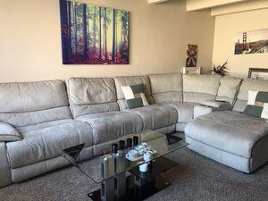 Nice sofa set. Moving sale for Sale in Denver, CO
