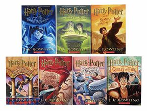 Harry Potter Books complete Collection, 1-7 all for $55 for Sale in Everett, WA
