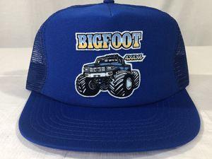 Bigfoot Monster Truck 4x4x4 Vintage SnapBack Trucker Hat New for Sale in Winneconne, WI
