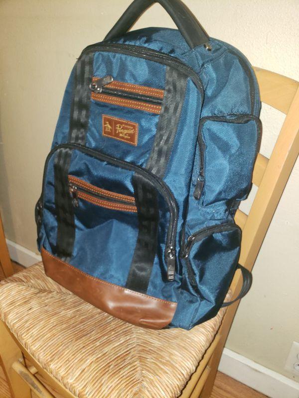 Penguine backpack laptop/tablet