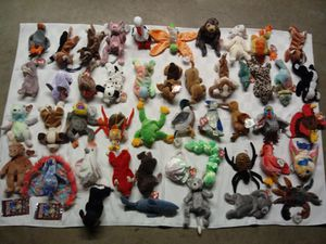 Beanie Babies for Sale in Hemet, CA
