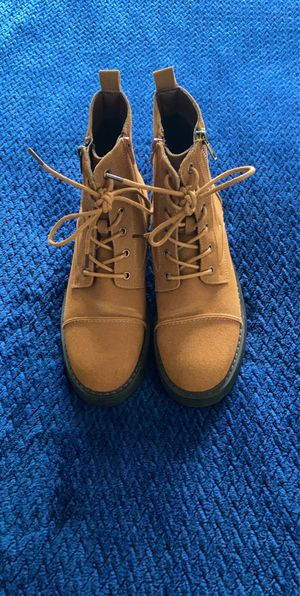 Mens Tan Fashion Boots for Sale in Riverton, UT