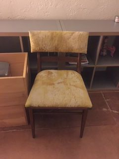 Vintage wooden chair for Sale in Phoenix, AZ